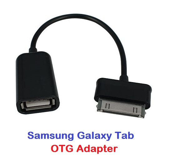 item usb host otg adapter cable for samsung galaxy tab 7 8 9 10 1