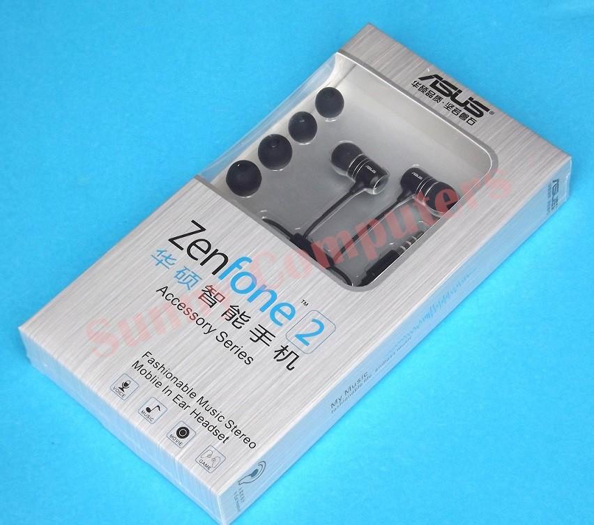 Original ASUS Earphone Headset Stereo Premium Quality For
