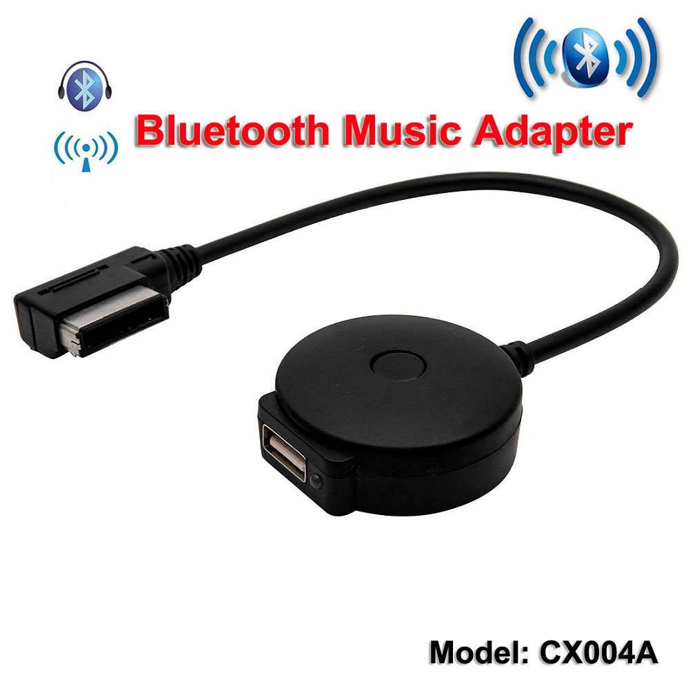 Wireless Bluetooth Adapter Cable For Audi And Volkswagen: AMI MMI Wireless Bluetooth V4.0 USB Adapter Cable For Audi
