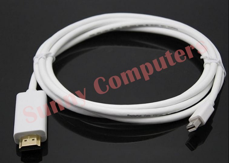 Details about 3M Mini Displayport MDP to HDMI Cable for Lenovo ThinkPad  X240s L440 L540 T440p
