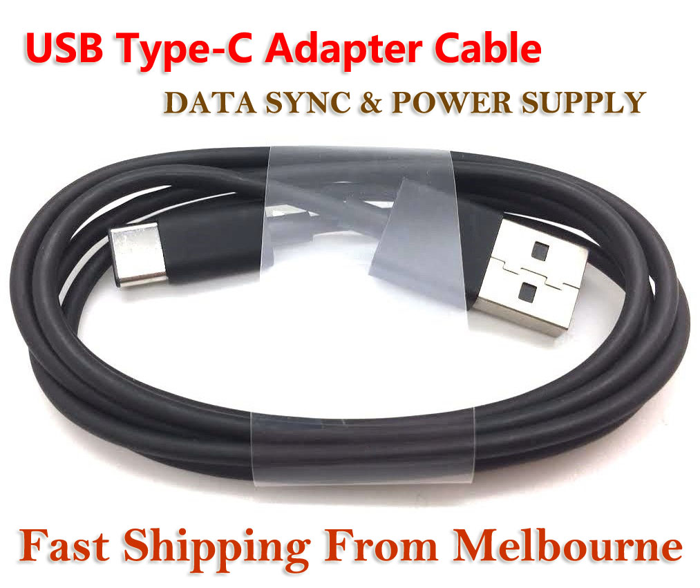 Original Genuine USB 3.1 Type-C Adapter Cable Data Power Cord For ...
