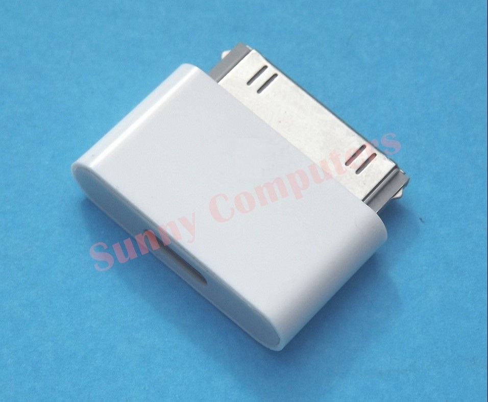 iphone 30 pin adapter lightning 8 pin to 30pin connector for iphone 14360