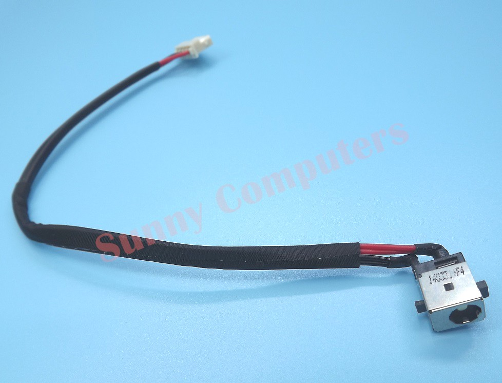 DC Power Jack w// Cable Wire Harness Plug For Dell Latitude E6520 20NP9 020NP9 AU
