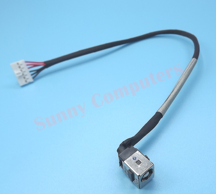 MSI MS-16GA MS1755 MS-1755 DC IN CABLE Power Jack Socket Port w ...